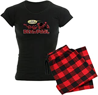 Deadpool Awesome Women's PJs