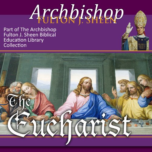 The Eucharist audiobook cover art