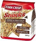 Finn Crisp Snacks Saaten & Meersalz 5x130g -