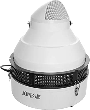 ACTIVE AIR Ultra-Fine Mist Commercial Humidifier, 200 Pint, Stainless Steel