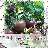 Tomato Seeds - Cherry Black Tomato - Non GMO Cherry Black Tomato Seeds...