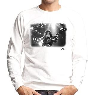 Tony Mottram Official Photography - Steve Harris Iron Maiden Bassist Men's Sweatshirt