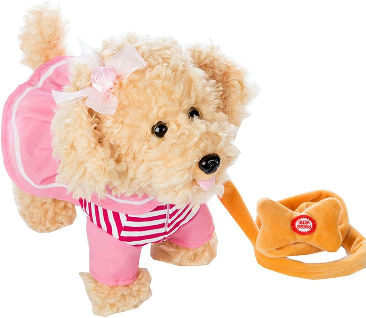 Walking Actions Music Puppy Dog Toy