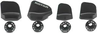 Rotor(ローター) Shimano Ultegra 8000 カバーセット 110×4 アルテグラ covers SET [並行輸入品]