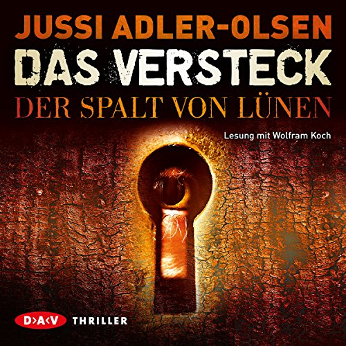 Das Versteck audiobook cover art