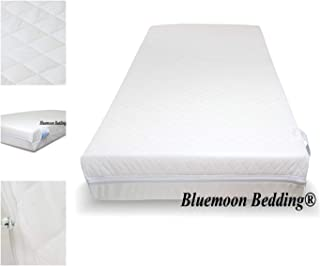 10 Soft Mattress Baby Toddler Cot Bed Quilted /& Waterproof Breathable.160x80x13