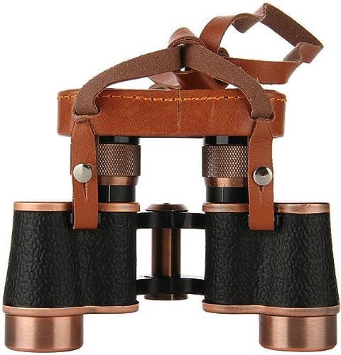 Chengzuoqing Jumelles imperméables Haute Puissance HD, Jumelles BAK4 Prism Telescope HD Observation des Oiseaux en extérieur Observation des Oiseaux, Chasse, Football