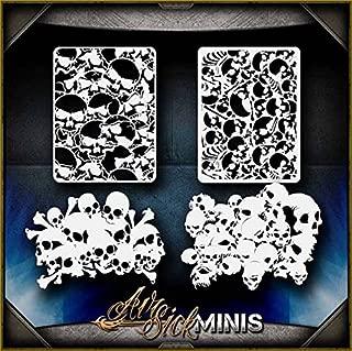 Best airbrush stencil designs Reviews