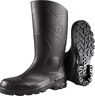 Dunlop Protective Footwear Dunlop Dee, Bottes de Sécurité Mixte Adulte, Noir Black, 38 EU