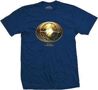 Rock Off Doctor Strange Amulet Mens T-Shirt Uomo