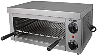 Adcraft CHM-1200W Electric Cheesemelter, 24-Inch, Stainless Steel, 120v