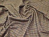 Lady McElroy Highland Tweed Beschichtungsstoff Earth –
