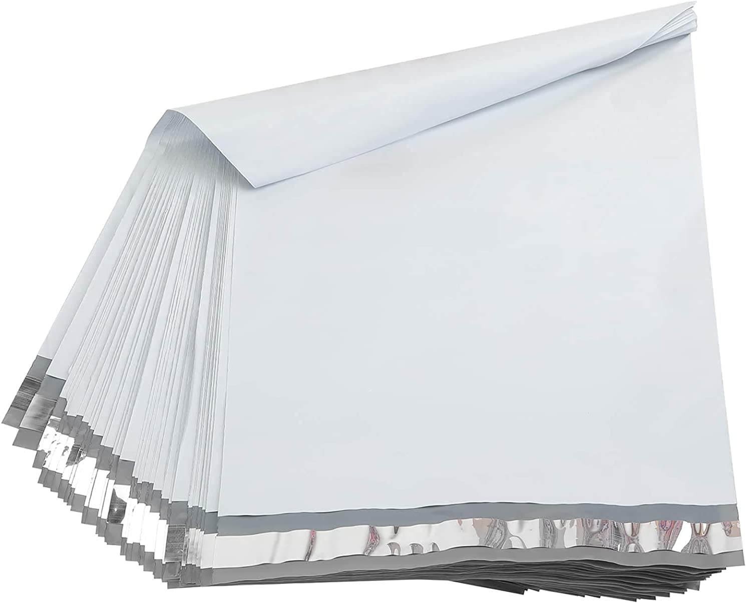 HEYOO 100 Pcs Tampa Mall 9×13 Inch White Bags Mailer and free Poly Waterproof