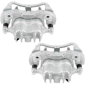 LSAILON Ceramic Brake Pads Kits,4 Pcs Brake Pads Full Fit 2000 2001 2002 2003 2004 2005 Ford Excursion 1999-2004 Ford F-250 Super Duty 1999-2004 Ford F-350 Super Duty