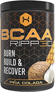 Helix BCAA_Ripped: 8.1.1 Ratio BCAA That optimizes Recovery and Utilization of Body Fat Reserves. BCAA + L-Glutamine + L-Carnitine Tartrate + Electrolytes. Money Back Guarantee
