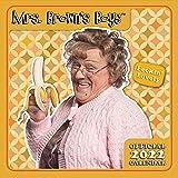 Official Mrs Brown's Boys 2022 Calendar - Month To View Square Wall Calendar (The Official Mrs Brown's Boys Square Calendar 2022)