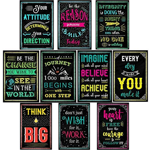SUPRIQLO New Inspirational English Letters Print Picture Home Wall Modern Art Decor Paintings