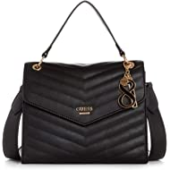 GUESS Factory Women's Elize Quilted Crossbody