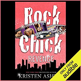 Rock Chick Revenge audiobook cover art