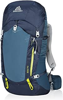 Gregory Mountain Products Zulu 40 Liter Men's Backpack, Moss Green, Large