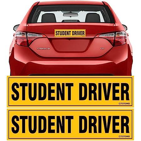 CafePress Stunt Driver Car Magnet 10 x 3 596139526 Magnetic Bumper Sticker