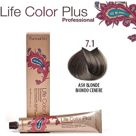 FarmaVita Life Color Plus, Tinte 6.31 Rubio Oscuro Dorado ...