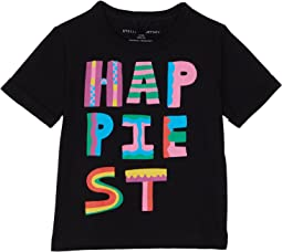 Short Sleeve Happiest Tee (Toddler/Little Kids/Big Kids)