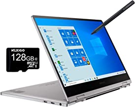 2020 Samsung_Notebook 9 Pro 13 FHD 1080P Touchscreen 2-in-1 Laptop| Intel Core i7-8565U up to 4.6GHz| 8GB RAM| 256GB SSD| ...