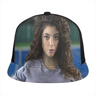 DonaldKAlford Lorde Tennis Court EP Adjustable Hat Comfortable Unisex Casual Baseball Cap,Sun Hat