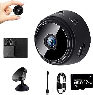 $26 » Trailer Hitch Monitoring Device, HD 1080P Wireless Magnetic Trailer Hitch Rear View Camera,Mini Hidden Wireless WiFi IP Ca...