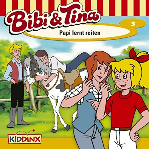 Papi lernt reiten audiobook cover art