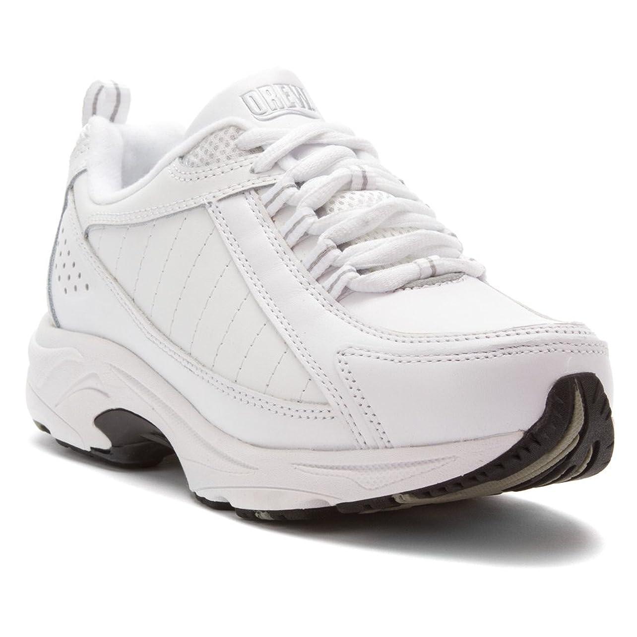 転倒重なる敵[Drew Shoe] レディース カラー: ホワイト