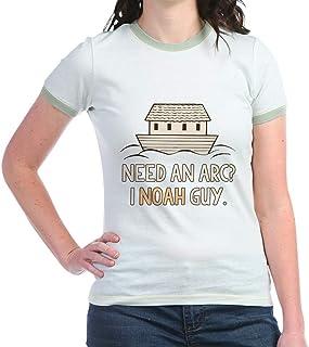 1c155eb2 CafePress Need an Arc I Noah Guy T Shirt Ringer T-Shirt