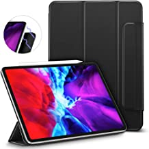 "ESR Rebound Magnetic Smart Case for iPad Pro 12.9"" 2020 & 2018, Convenient Magnetic Attachment [Supports Apple Pencil Pair..."