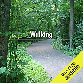 Walking                   By:                                                                                                                                 Henry David Thoreau                               Narrated by:                                                                                                                                 Deaver Brown                      Length: 1 hr and 28 mins     170 ratings     Overall 3.9