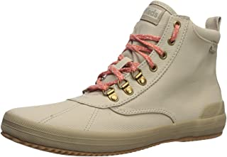 Keds Scout Boot II Matte Twill Wx womens Ankle Boot