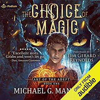 The Choice of Magic cover art