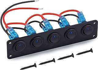 RENNICOCO Sertissage Rapide de bornes /électriques de connecteurs de c/âble de Fil d/épissure isol/és pour la Voiture 200 PCs//Ensemble