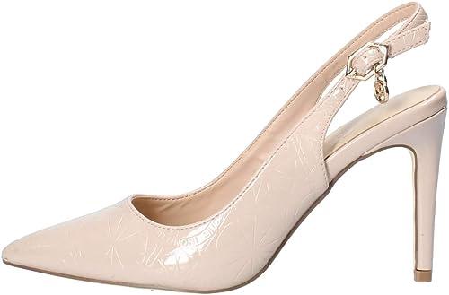 Gattinoni - zapatos de Vestir de Poliuretano para mujer Beige Beige Beige Talla  35 EU