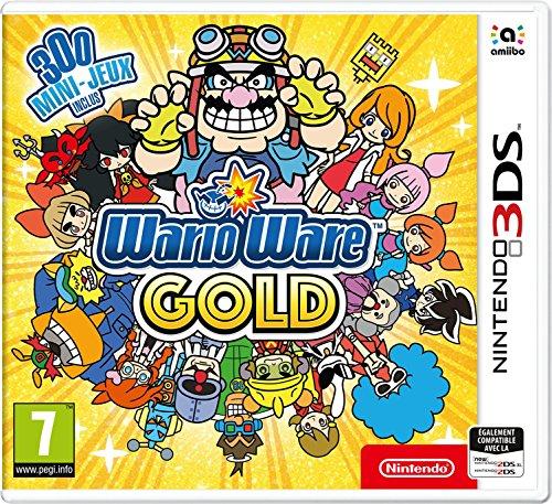 WarioWare Gold [Importación francesa]