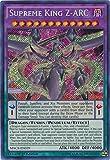 Supreme King Z-ARC - MACR-EN039 - Secret Rare - 1st Edition - Maximum Crisis (1st Edition)