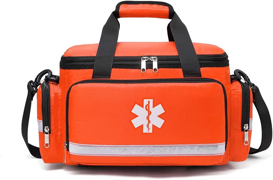 First Aid Kit Raleigh Mall Empty EMT Bag Large Trave for Only Business School Oakland Mall