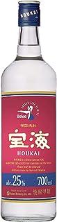 韓国焼酎 宝海(ホウカイ)25度 [ 焼酎 700ml ]