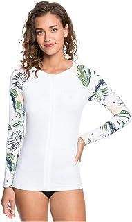 Roxy - Long Sleeve UPF 50 Zipped Rash Vest for