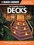 Star Products Fasteners - Black & Decker The Complete Guide to Decks: Updated 4th Edition, Includes the Newest Products & Fasteners, Add an Outdoor Kitchen (Black & Decker Complete Guide)