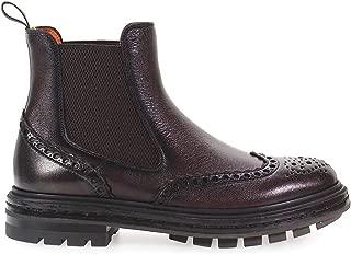 Santoni Luxury Fashion Mens Ankle Boots Winter