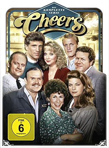 Cheers - Die komplette Serie (43 Discs) (exklusiv bei Amazon.de)