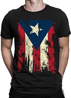 Vintage Distressed Puerto Rico Men's T-Shirt