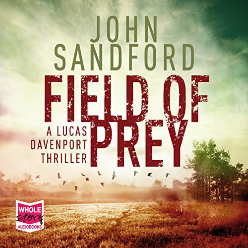 Field of Prey audiobook cover art