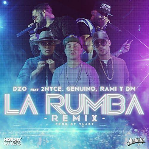 Dzo feat. 2nyce, Rami & DW & Genuino